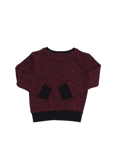 Funky Rocks Sweatshirt Bordo